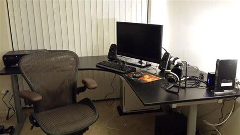 bureau gamer ikea ikea modular desk galant desk decoration ideas
