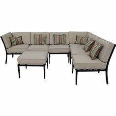 better homes and gardens lake island 5 piece sectional With soho 4 piece outdoor sectional sofa seats 5