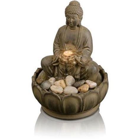 homedics envirascape buddha illuminated from walmart
