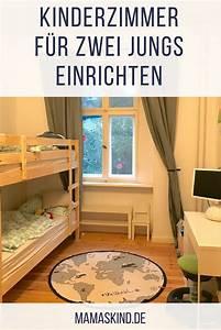 Kinderzimmer Für Zwei Jungs : kinderzimmer f r zwei jungs ideen zum einrichten mit ~ Michelbontemps.com Haus und Dekorationen