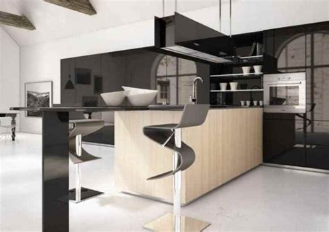 modern black kitchen design best modern kitchen design ideas for 2018 7581