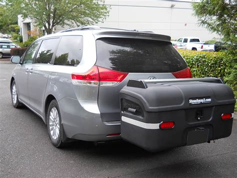 hitch cargo carriers  toyota stowaway
