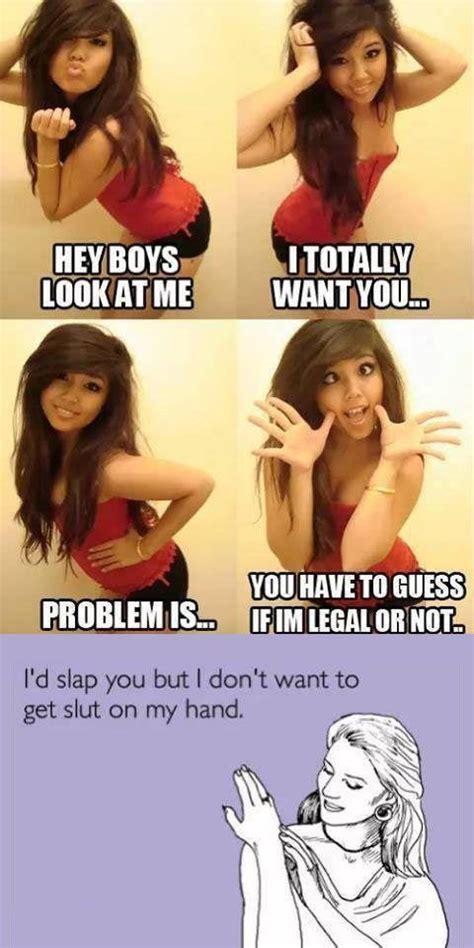 Slut Meme - slut on my hand funny pictures quotes memes jokes