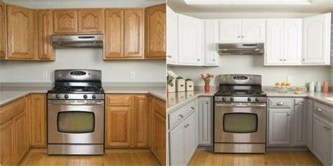 meuble de cuisine repeint 1001 conseils et idées de relooking cuisine à petit prix
