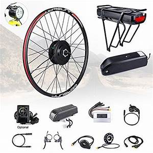Top 10 Best Electric Bike Conversion Kits Of 2020