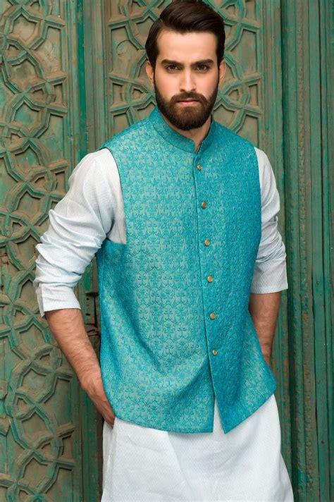 amir adnan men ceremony kurtas waist coat collection