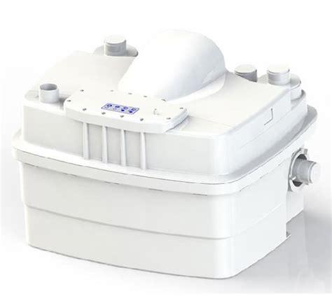 Saniflo Sanicubic 2 Pro Heavy Duty Macerator Pump   6102