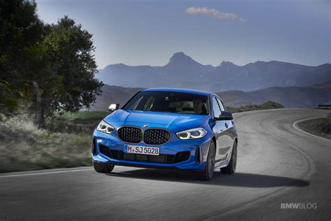 world premiere 2019 bmw m135i xdrive with 306 horsepower