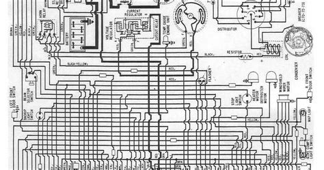 electrical wiring diagrams of 1956 chrysler and imperial all about wiring diagrams