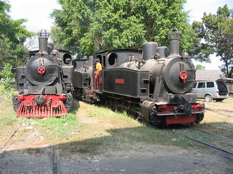Cepu Forest Railway :: Museum Finder, Guide, Radio, technica