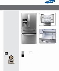 Samsung Refrigerator Rf4267hars User Guide
