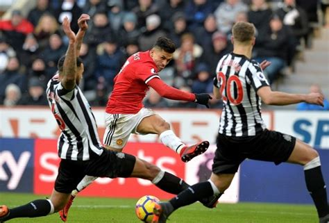 English Premier League match report Newcastle United v ...