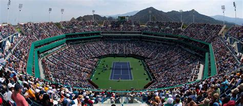 Volvo Tennis Tournament 2020 by Bnp Paribas Open 2020 Indian Ca Chionship