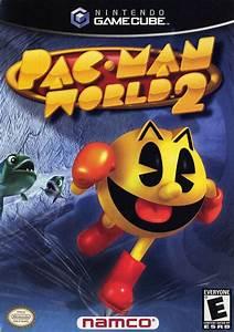 Neko Random Things I Like Pac Man World 2