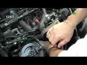 Remplacement Capteur Pression Rail 1 6 Hdi : psa 2 0 hdi youtube ~ Maxctalentgroup.com Avis de Voitures
