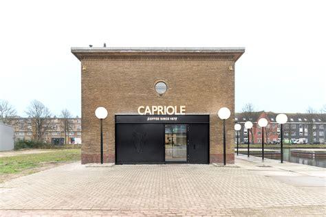 café bureau arc17 capriole café bureau fraai de architect