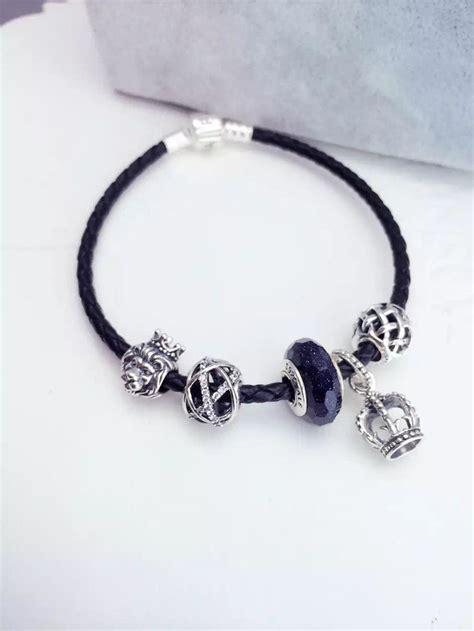 Best 25+ Pandora leather bracelet ideas on Pinterest