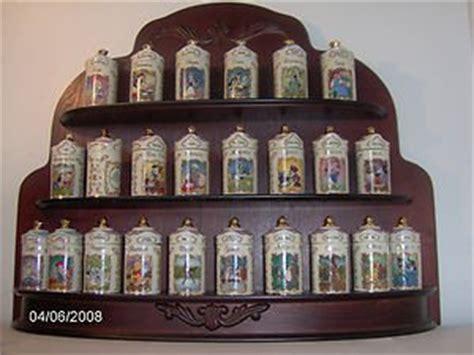 Disney Spice Rack by Lenox Jar 8 Listings