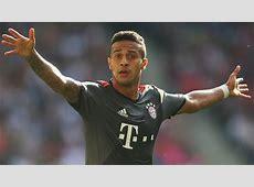 HD Thiago Alcantara Bayern Munich Goalcom