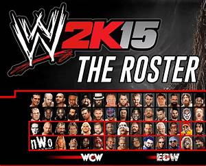 WWE 2K15 Superstars List Likely To Be On The WWE 2K15