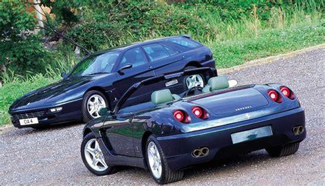 7 sedans, 4 spiders and 6 estates. Pininfarina Ferrari 456 GT Venice Convertible - LGMSports.com | Ferrari 456