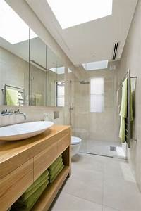la salle de bain avec douche italienne 53 photos With meuble salle de bain italien
