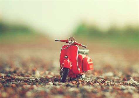 Top 25 Miniature Photography Cars, Scooter Backgrounds Wallpapers