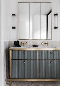Home Interior Design: interesting art deco bathrooms