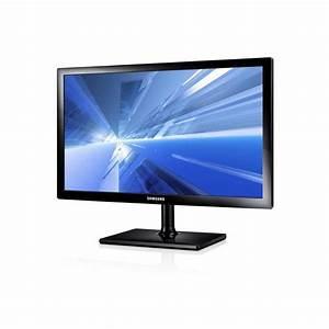 Ecran 25 Pouces : cran tv samsung led tn 24 pouces 16 9 noir glac iris ~ Melissatoandfro.com Idées de Décoration