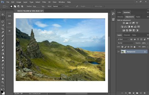 Yosemite Stand by Photoshop Cc 2015 And Fuse Cc Preview Available Today