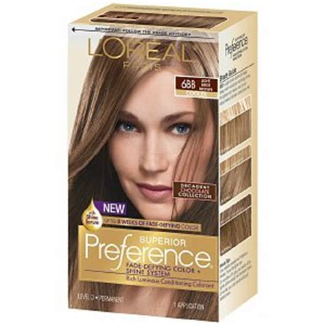 loreal preference bb light beige brown haircolor wiki