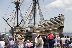Don't give up the ship: Mayflower replica gets a makeover ...