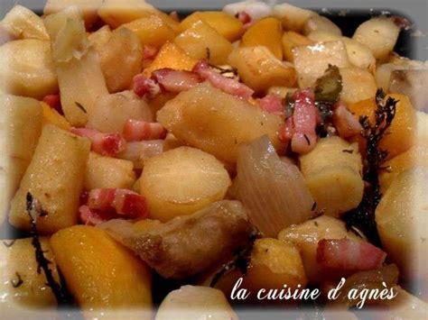 cuisiner la rutabaga recettes de rutabaga et panais