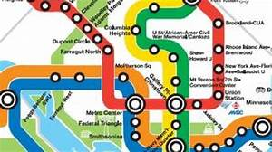 New Metro map up for vote by WMATA board | WJLA
