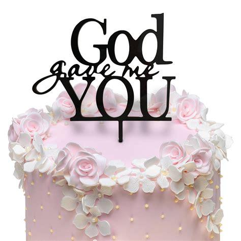 jennygems religious cake topper wedding anniversary