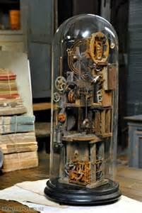 furniture kitchen table steunk clockwork globe entrepôt156