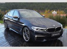 BMW M550i 2017 Live Fotos zum G30 als M Performance5er
