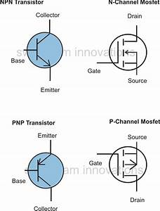 Comparing Mosfets With Bjtransistors