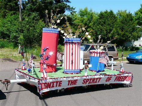 Military Parade Floats