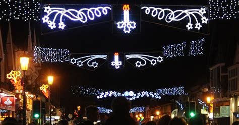festive lights decision brings early christmas cheer to