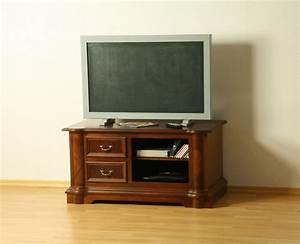 Möbel Nussbaum Antik : tv m bel tv schrank fernsehschrank kommode tv board massivholz antik ebay ~ Markanthonyermac.com Haus und Dekorationen