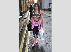 Roxanne Pallett in Workout Gear London 320 2017