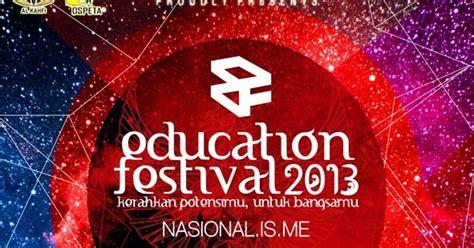 education festival edufest