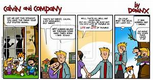 calvin and company on Pinterest | Calvin And Hobbes, Comic ...