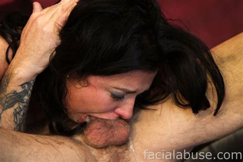 Facial Abuse Face Fuck Video Brutal Face Fuck And Extreme Deep Throat Porn