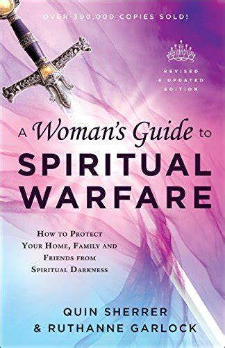 womans guide  spiritual warfare  quin sherrer