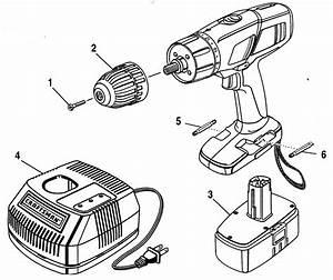 315 114850 Craftsman 1  2 In  19 2 Volt Cordless Drill Driver