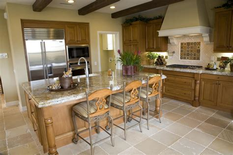 eat at kitchen islands 39 fabulous eat in custom kitchen designs 7015