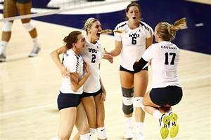 BYU women's volleyball to host NCAA Tournament's first two ...