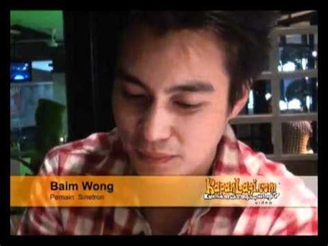 Baim Wong Ingin Sendiri Dulu Youtube